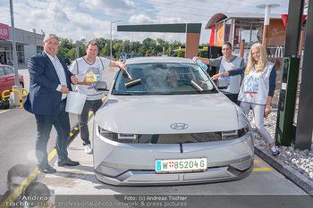 Carwash Day 2021 - McDonalds McDrive 1110 und 1220 Wien - Fr 17.09.2021 - 36