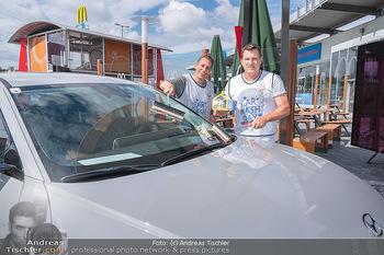 Carwash Day 2021 - McDonalds McDrive 1110 und 1220 Wien - Fr 17.09.2021 - 37