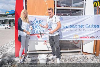 Carwash Day 2021 - McDonalds McDrive 1110 und 1220 Wien - Fr 17.09.2021 - Karin SCHMIDT, Andi Andreas HERZOG38