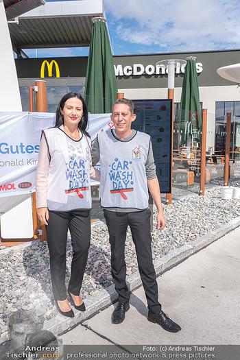 Carwash Day 2021 - McDonalds McDrive 1110 und 1220 Wien - Fr 17.09.2021 - 39
