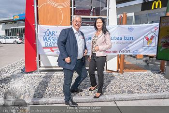 Carwash Day 2021 - McDonalds McDrive 1110 und 1220 Wien - Fr 17.09.2021 - 40