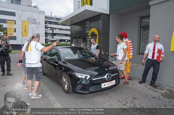 Carwash Day 2021 - McDonalds McDrive 1110 und 1220 Wien - Fr 17.09.2021 - 41