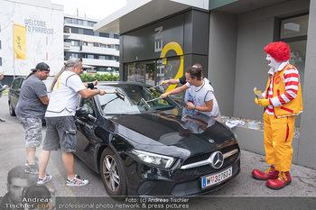 Carwash Day 2021 - McDonalds McDrive 1110 und 1220 Wien - Fr 17.09.2021 - 42