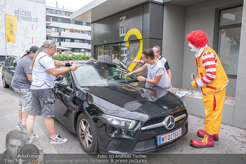 Carwash Day 2021 - McDonalds McDrive 1110 und 1220 Wien - Fr 17.09.2021 - 43