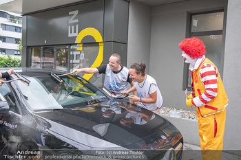 Carwash Day 2021 - McDonalds McDrive 1110 und 1220 Wien - Fr 17.09.2021 - 44