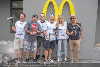Carwash Day 2021 - McDonalds McDrive 1110 und 1220 Wien - Fr 17.09.2021 - 47