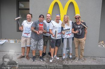 Carwash Day 2021 - McDonalds McDrive 1110 und 1220 Wien - Fr 17.09.2021 - 48