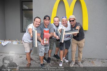 Carwash Day 2021 - McDonalds McDrive 1110 und 1220 Wien - Fr 17.09.2021 - Musikband Wiener Wahnsinn52