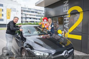 Carwash Day 2021 - McDonalds McDrive 1110 und 1220 Wien - Fr 17.09.2021 - 56