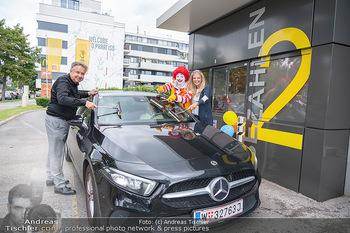 Carwash Day 2021 - McDonalds McDrive 1110 und 1220 Wien - Fr 17.09.2021 - 57