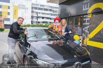 Carwash Day 2021 - McDonalds McDrive 1110 und 1220 Wien - Fr 17.09.2021 - 58