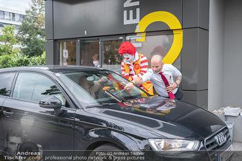 Carwash Day 2021 - McDonalds McDrive 1110 und 1220 Wien - Fr 17.09.2021 - 62