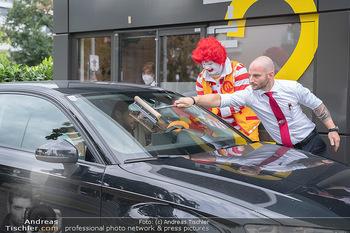 Carwash Day 2021 - McDonalds McDrive 1110 und 1220 Wien - Fr 17.09.2021 - 63