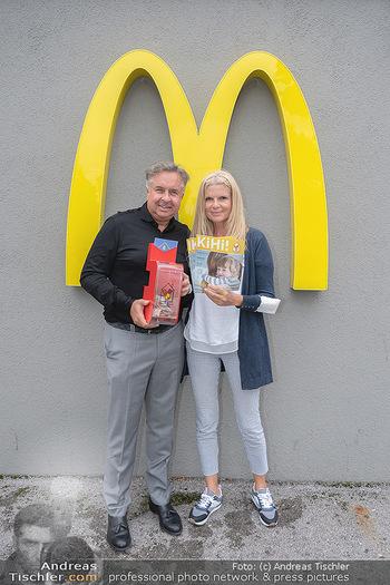 Carwash Day 2021 - McDonalds McDrive 1110 und 1220 Wien - Fr 17.09.2021 - 64
