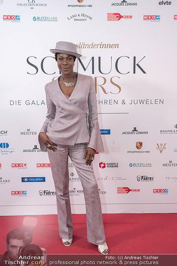 Schmuckstars Awards 2021 - Hotel Andaz, Wien - Sa 18.09.2021 - Doretta CARTER3