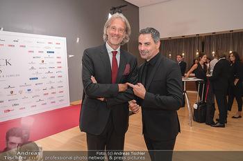 Schmuckstars Awards 2021 - Hotel Andaz, Wien - Sa 18.09.2021 - Oliver STAMM, Roman RAFREIDER18