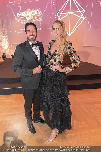 Schmuckstars Awards 2021 - Hotel Andaz, Wien - Sa 18.09.2021 - Clemens UNTERREINER, Beatrice KÖRMER21