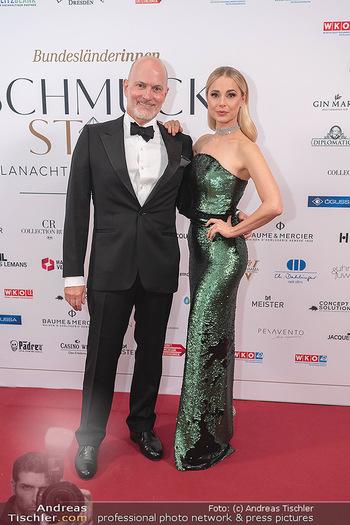 Schmuckstars Awards 2021 - Hotel Andaz, Wien - Sa 18.09.2021 - Silvia SCHNEIDER, Christian LERNER33