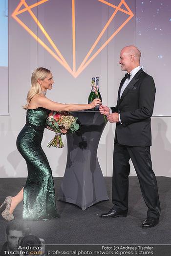 Schmuckstars Awards 2021 - Hotel Andaz, Wien - Sa 18.09.2021 - Silvia SCHNEIDER, Christian LERNER206