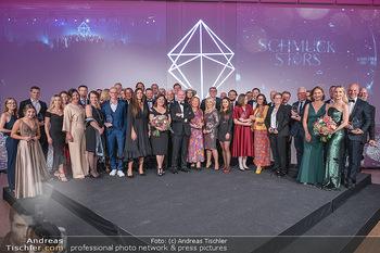 Schmuckstars Awards 2021 - Hotel Andaz, Wien - Sa 18.09.2021 - Gruppenfoto, Siegerfoto und Laudatoren, Schlussbild214
