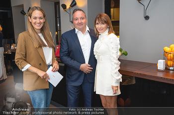 Croma beauty brunch - Fine Dining, Restaurant - Di 21.09.2021 - Bianca SCHWARZJIRG, Andreas und Valentina PRINZ1