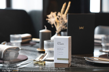 Croma beauty brunch - Fine Dining, Restaurant - Di 21.09.2021 - neue Produktlinie Croma farewell4