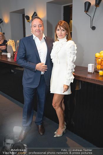Croma beauty brunch - Fine Dining, Restaurant - Di 21.09.2021 - Andreas und Valentina PRINZ10