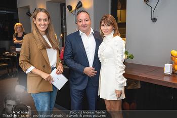 Croma beauty brunch - Fine Dining, Restaurant - Di 21.09.2021 - Bianca SCHWARZJIRG, Andreas und Valentina PRINZ13