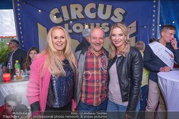Premiere Zirkus Louis Knie - Zirkuszelt bei der Donaumarina, Wien - Mi 22.09.2021 - Christine REILER, Andy LEE LANG, Ulrike KRIEGLER18