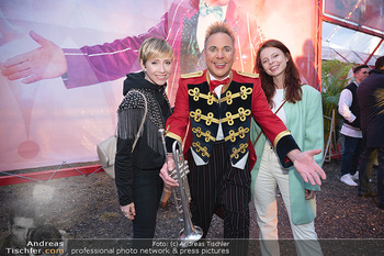 Premiere Zirkus Louis Knie - Zirkuszelt bei der Donaumarina, Wien - Mi 22.09.2021 - 37