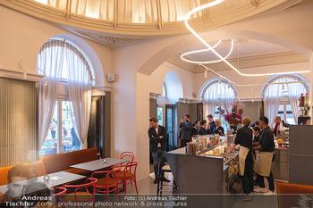 Neueröffnung - Cafe Bellaria - Do 23.09.2021 - Das Lokal von innen, Cafe Bellaria12