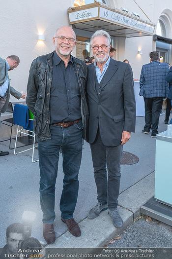 Neueröffnung - Cafe Bellaria - Do 23.09.2021 - Mario ROSSORI, Adi HIRSCHAL15