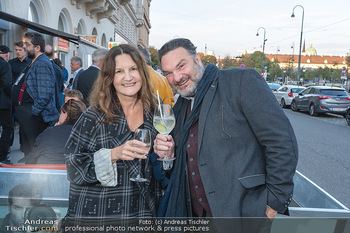 Neueröffnung - Cafe Bellaria - Do 23.09.2021 - Cecile NORDEGG, Martin LEUTGEB27