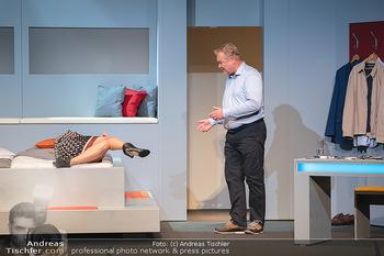 Arthur & Claire Bühnenfotos - Stadttheater Berndorf - Sa 25.09.2021 - Kristina SPRENGER, Ferry ÖLLINGER21