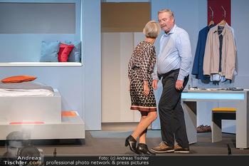 Arthur & Claire Bühnenfotos - Stadttheater Berndorf - Sa 25.09.2021 - Kristina SPRENGER, Ferry ÖLLINGER26
