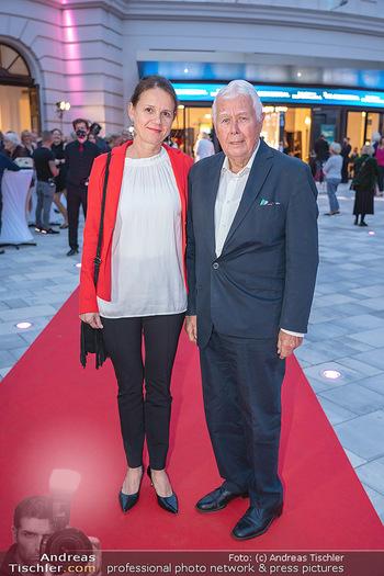 We are Musical - Eröffnungsgala - Raimund Theater, Wien - So 26.09.2021 - Peter WECK, Johanna RZEPA23