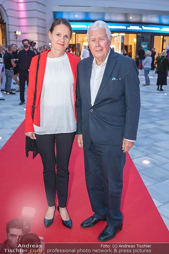 We are Musical - Eröffnungsgala - Raimund Theater, Wien - So 26.09.2021 - Peter WECK, Johanna RZEPA24