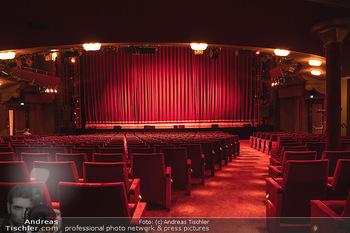 We are Musical - Eröffnungsgala - Raimund Theater, Wien - So 26.09.2021 - das neue Raimundtheater von innen, Publikumsraum, Sitzreihen, B26