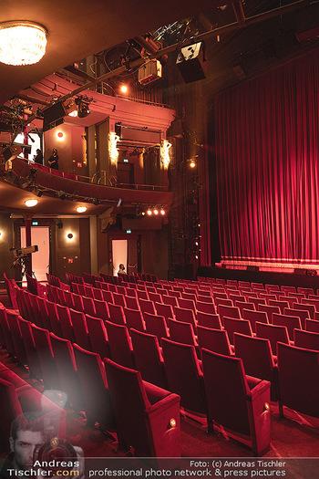 We are Musical - Eröffnungsgala - Raimund Theater, Wien - So 26.09.2021 - das neue Raimundtheater von innen, Publikumsraum, Sitzreihen, B27