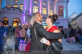 We are Musical - Eröffnungsgala - Raimund Theater, Wien - So 26.09.2021 - Ramesh NAIR, Patricia NESSY43