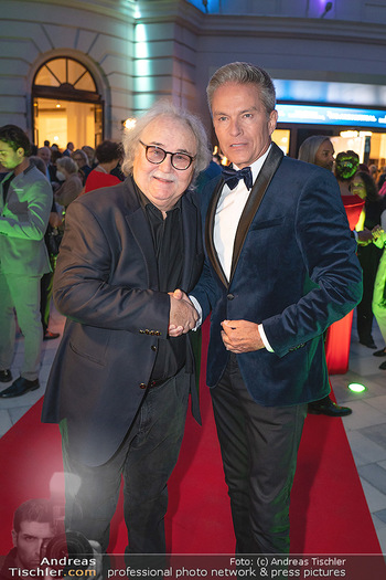 We are Musical - Eröffnungsgala - Raimund Theater, Wien - So 26.09.2021 - Sylvester LEVAY, Alfons HAIDER51