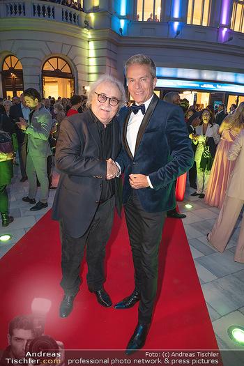 We are Musical - Eröffnungsgala - Raimund Theater, Wien - So 26.09.2021 - Sylvester LEVAY, Alfons HAIDER52