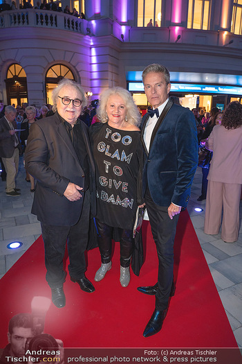 We are Musical - Eröffnungsgala - Raimund Theater, Wien - So 26.09.2021 - Sylvester LEVAY, Marika LICHTER, Alfons HAIDER55
