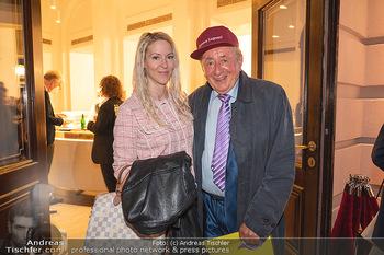 We are Musical - Eröffnungsgala - Raimund Theater, Wien - So 26.09.2021 - Richard LUGNER mit Simone Bienchen REILÄNDER72