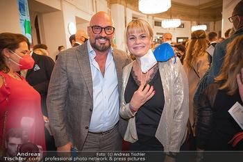 We are Musical - Eröffnungsgala - Raimund Theater, Wien - So 26.09.2021 - Eva Maria MAROLD mit Begleitung78