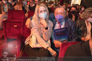 We are Musical - Eröffnungsgala - Raimund Theater, Wien - So 26.09.2021 - Richard LUGNER mit Simone Bienchen REILÄNDER83