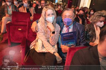 We are Musical - Eröffnungsgala - Raimund Theater, Wien - So 26.09.2021 - Richard LUGNER mit Simone Bienchen REILÄNDER84