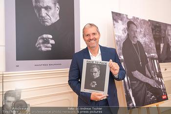 Buchpräsentation Face to Face - Vienna Ballhaus, Wien - Mo 27.09.2021 - Manfred BAUMANN5
