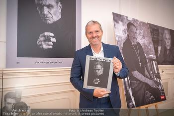 Buchpräsentation Face to Face - Vienna Ballhaus, Wien - Mo 27.09.2021 - Manfred BAUMANN6