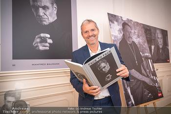 Buchpräsentation Face to Face - Vienna Ballhaus, Wien - Mo 27.09.2021 - Manfred BAUMANN7